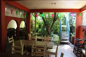 hotel plaza urique